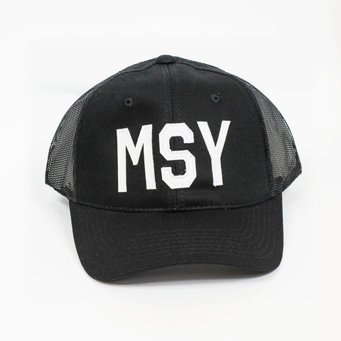 MSY - New Orleans, LA Trucker