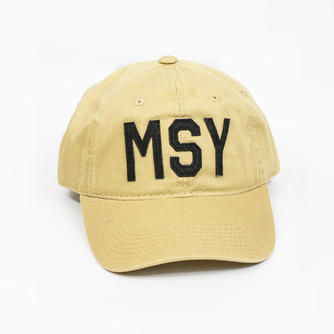 MSY - New Orleans, LA Hat