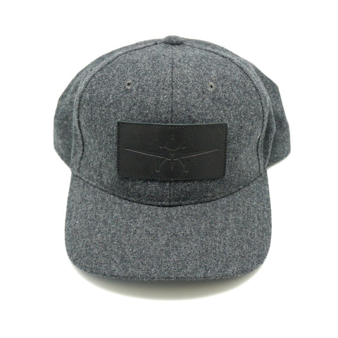 Wool Patch Hat
