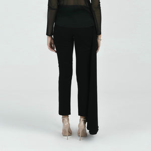 Black Fountain Pants