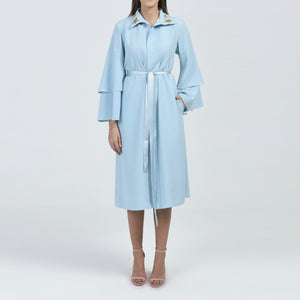 Mint Star Shirt Dress