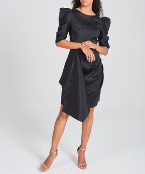 Emma Taffeta Dress
