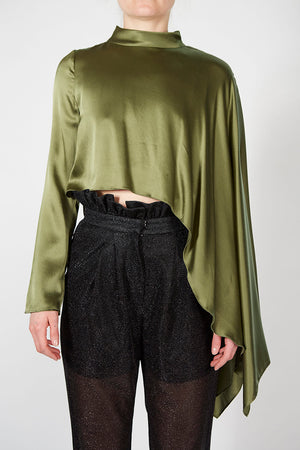 Silk Asymmetric Top