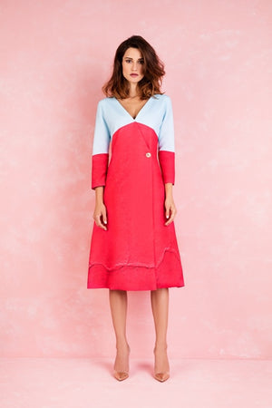 Venot Coat Dress
