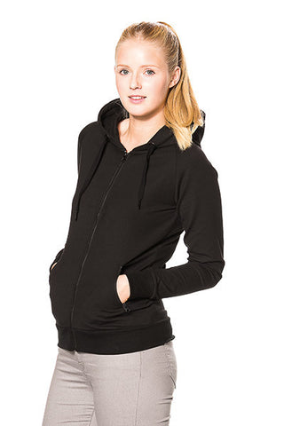 Lady Sport HOODED ZiP