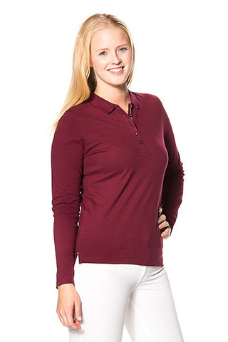 Lady Stretch Polo LS