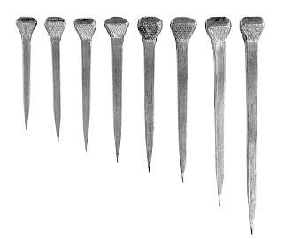 Regular Head 8 100x8 Capewell Nails