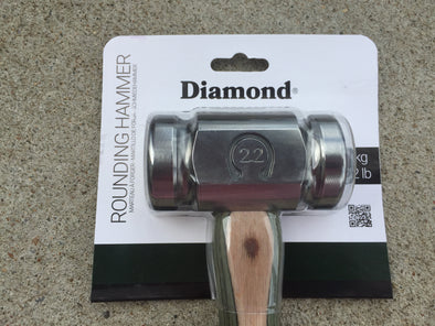 Diamond Rounding Hammer choose 36 oz or 24 oz