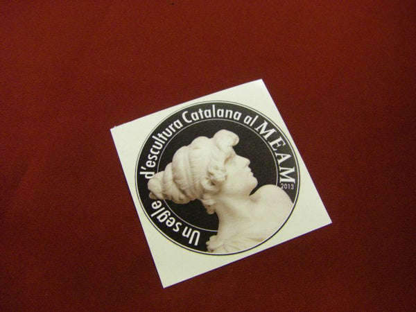 Sticker / A century of Catalan sculpture