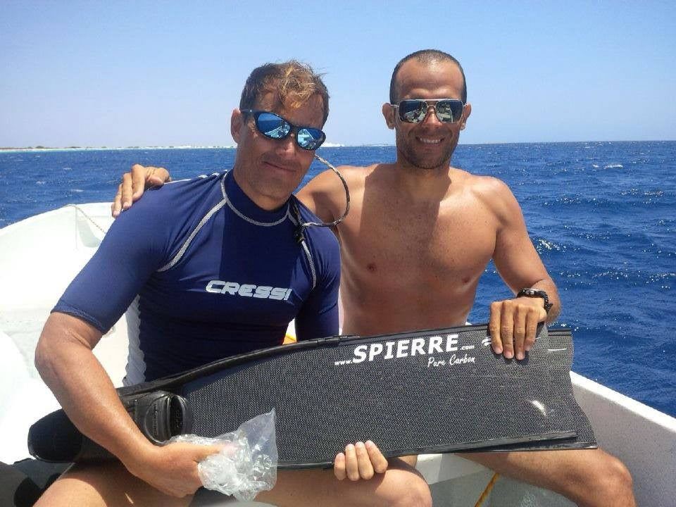 Carlos Coste Freediver