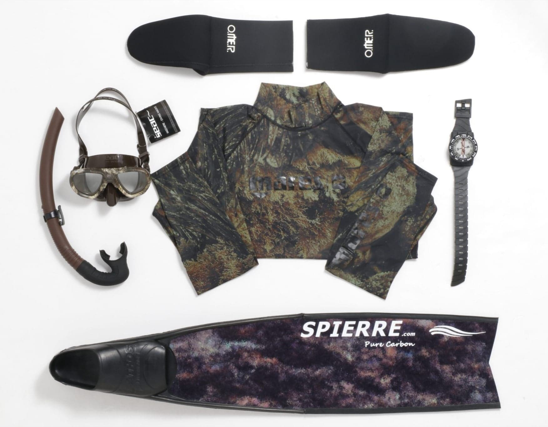 Spierre Power Spearfishing Range