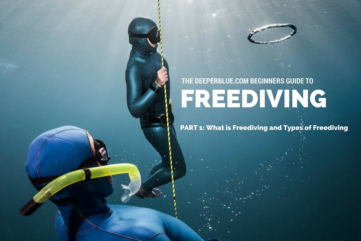 Deeperblue, beginners guide to freediving, Emma Farrell