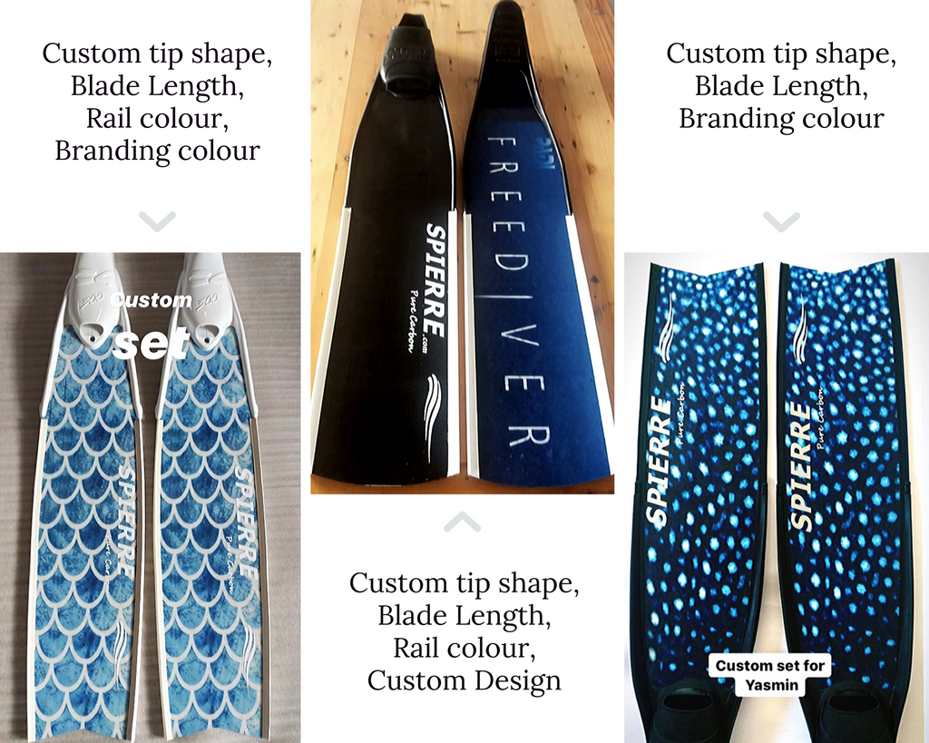 Spierre Custom Fin Designs