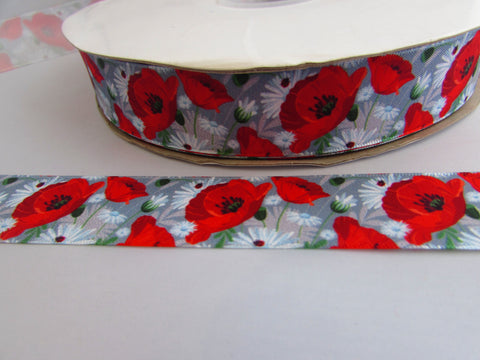 Red Poppy Ribbon
