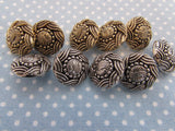 Turks Head Buttons