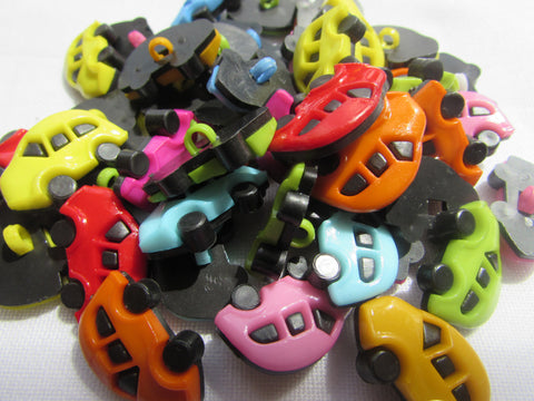 25mm Shank Fastening Car Buttons