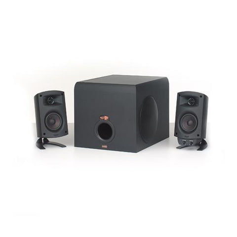 Klipsch 2.1 Channel THX CERTIFIED 200 WATT PEAK POWER Speaker System (PROMEDIA21) - Extreme Electronics