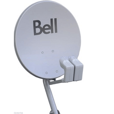 BELL 51CM Satellite Dish - Extreme Electronics - The Best for Less! Brandon, Manitoba