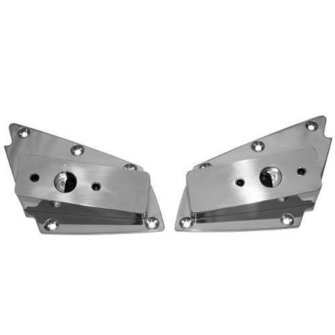 Wet Sounds Lower brackets for Nautique FC5 Tower, PAIR (ADPNATIQUEFC5L) - Extreme Electronics