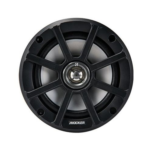 "KICKER PS 6 1/2"" 2 Ohm Coaxial Speakers, Pair (42PSC652) - Extreme Electronics"