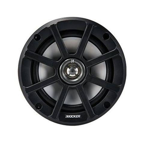"KICKER PS 6 1/2"" 2ohm Coaxial Speakers, Pair (42PSC652) - Extreme Electronics"