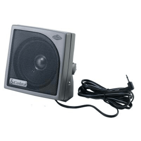 COBRA Dynamic External CB Speaker With Noise Filter and Talk-Back - Extreme Electronics