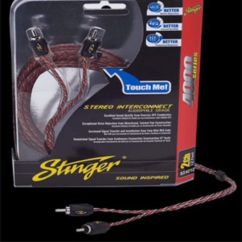STINGER 4000 Series Y 1 Female/2 Male - Extreme Electronics