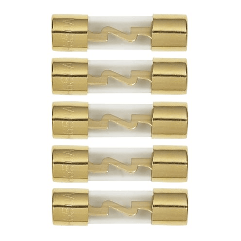 STINGER AGU Fuse Gold Plated 5 Per Pack 50 AMP Fuse - Extreme Electronics
