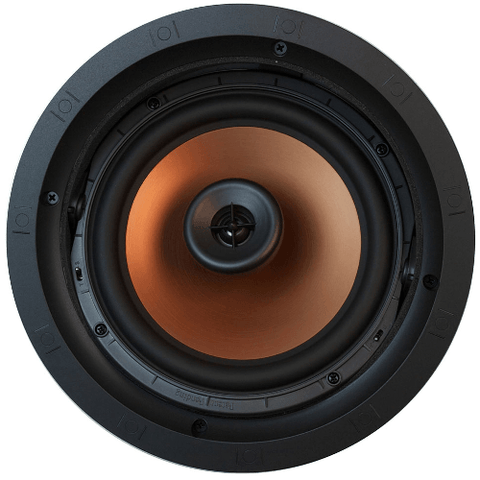 "KLIPSCH 8"" 2 Way Pivotting In-Ceiling Speaker (each) - Extreme Electronics"