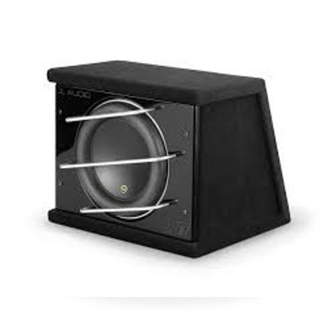 "JL AUDIO Single 12"" ProWedge Sealed Loaded Sub Enclosure (CLS112RGW7AE) - Extreme Electronics"