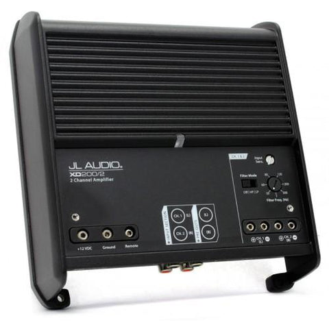 JL AUDIO  2 CH Class D  200W Amplifier (XD2002V2) 98600 - Extreme Electronics