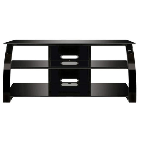 BELLO Wood A/V Stand High Gloss Finish - Extreme Electronics - The Best for Less! Brandon, Manitoba
