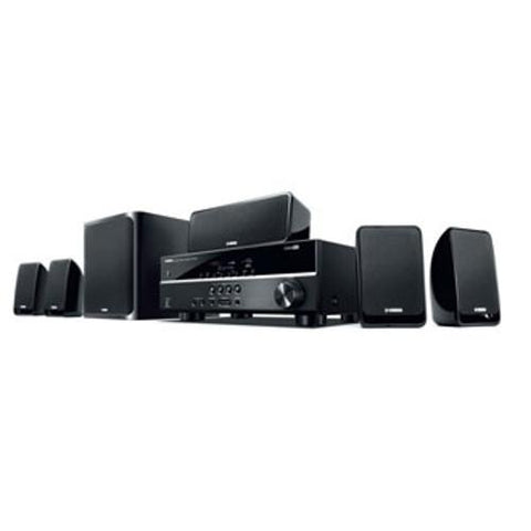 YAMAHA 5.1 Home Theater in a Box Surround Sound System (YHT1840B) - Extreme Electronics