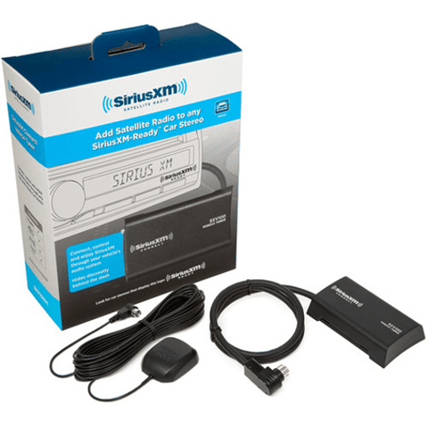 Sirius/XM Connect Vehicle Tuner - Extreme Electronics