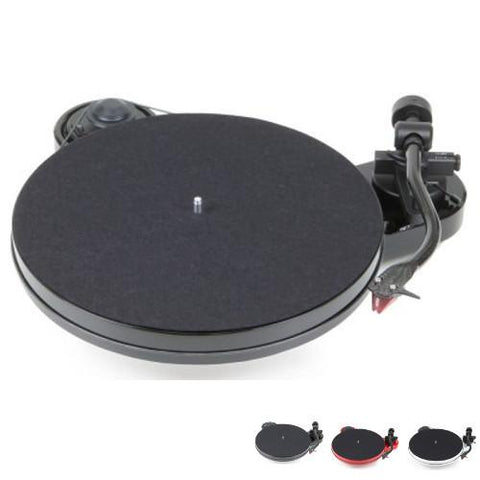 PRO-JECT RPM 1 Carbon Turntable with Ortofon 2M Red Cartridge - Extreme Electronics