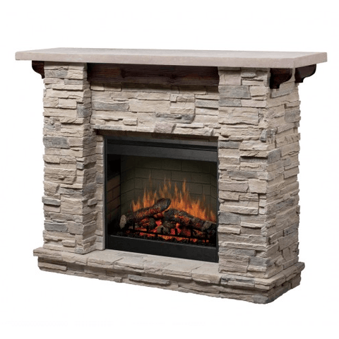 DIMPLEX  Featherston Mantle Fireplace - Extreme Electronics