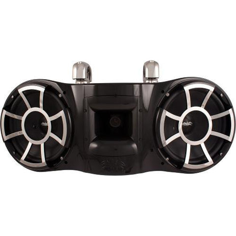 WET SOUNDS REV 410 Black Wakeboard Tower Speaker, each (REV410) - Extreme Electronics