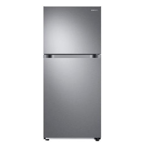 Samsung 17.6 cu. ft. Capacity Top Freezer Refrigerator with FlexZone - Stainless Steel (RT18M6213SR/AA) - Extreme Electronics