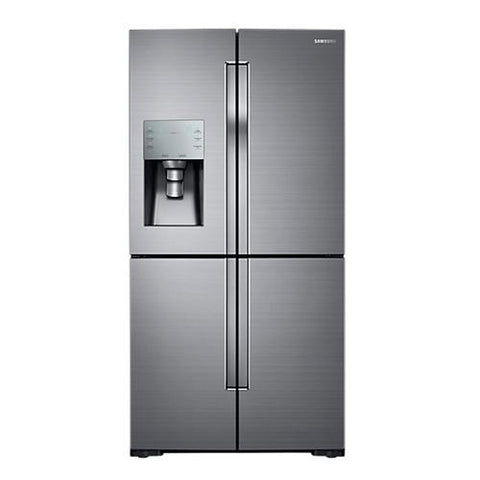 "Samsung 36"" French Door Refrigerator with FlexZone, 28 cu.ft - Stainless Steel (RF28K9070SR/AA) - Extreme Electronics"