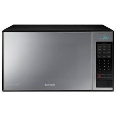 Samsung 1.4 cu. ft. Countertop Microwave Oven with Grill - Mirror Finish (MG14J3020CM/AC) - Extreme Electronics