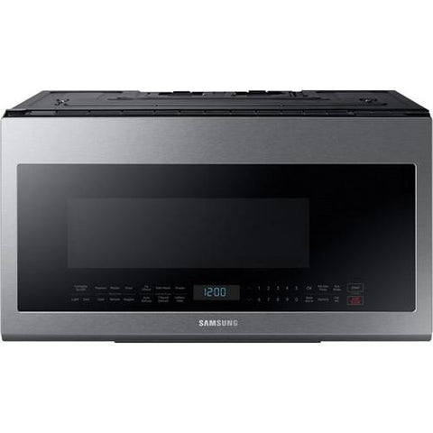 Samsung 2.1 cu ft. Over The Range Microwave with Glass Touch Control - Stainless Steel (ME21M706BAS/AC)
