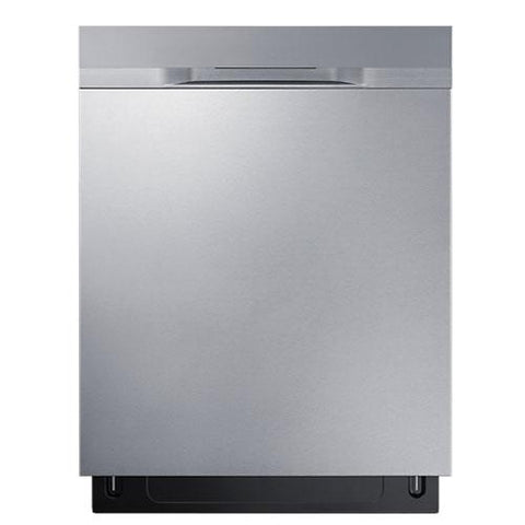 "Samsung 24"" Built-In Rotary Dishwasher with StormWash - Stainless Steel (DW80K5050US/AC) - Extreme Electronics"