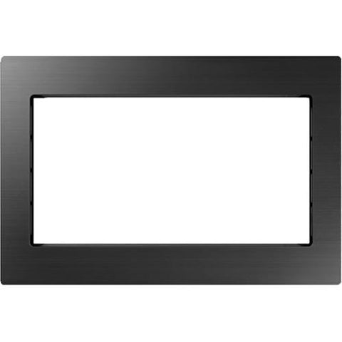 "Samsung 30"" Wide Microwave Trim Kit for MS19M8000AS - Black Stainless Steel (MA-TK8020TG)"