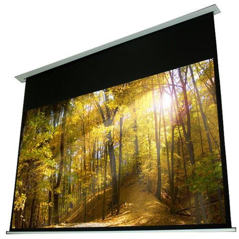 "EluneVision 106"" 16:9 In-Ceiling Motorized Projector Screen (EVIC10612) - Extreme Electronics"