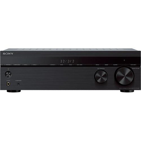 SONY 5.2 4K HDR Home Theatre AV Receiver with Bluetooth (STRDH590) - Extreme Electronics