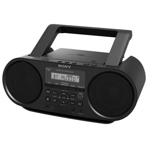 SONY CD Boombox with Bluetooth and NFC (ZSRS60BTCA) - Extreme Electronics