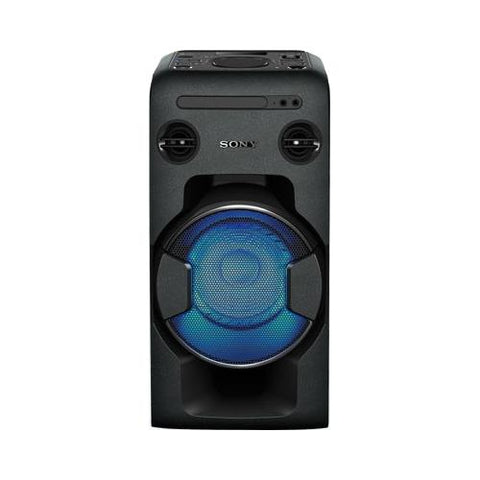 SONY High Power Audio System with Bluetooth / NFC / CD / LED Lighting and Karaoke (MHCV11C) - Extreme Electronics