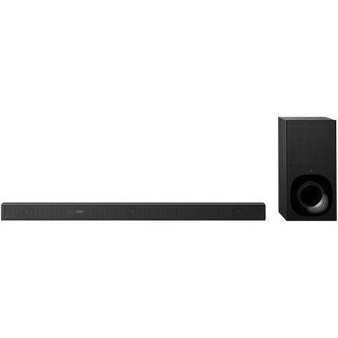 Sony 3.1 Channel Dolby Atmos and DTS:X Sound Bar with Bluetooth and Wi-Fi (HTZ9F) - Extreme Electronics