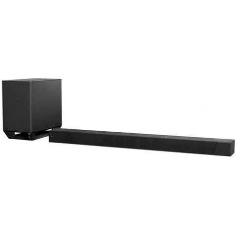 SONY 7.1.2 Channel Sound Bar & Wireless Subwoofer with Dolby Atmos / WiFi and Bluetooth (HTST5000) - Extreme Electronics