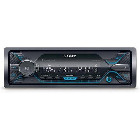 Sony Media Receiver with Bluetooth Technology, USB and Aux Connections (DSXA415BT) - Extreme Electronics